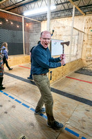 Civil Axe Throwing February 2019