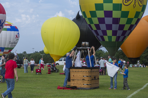 Alabama Jubilee Hot Air Balloon Festival 201715
